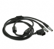 PD MOVIE D-Tap Power Cable A dos (6 pin Y-Cable)